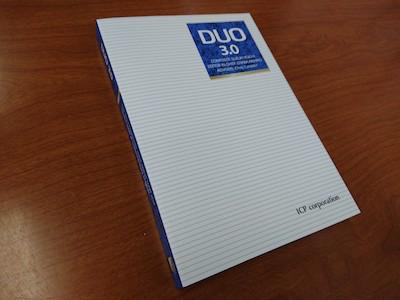 カバーを外した『DUO3.0』