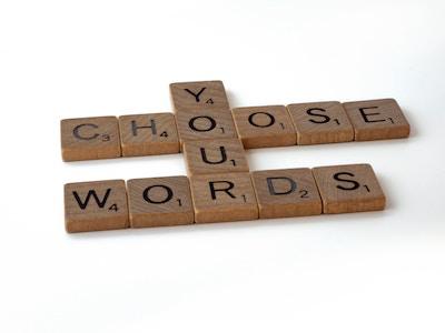 ChoiceYourWordの文字